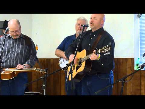 Mathews Family Tradition bluegrass band with Terry Patrick