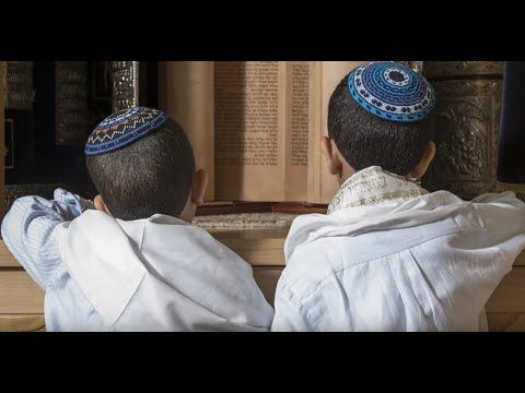 You Don't Have To Be Jewish To Attend An Orthodox Jewish Synagogue