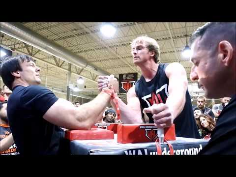 Armwrestling 2016 | WAL Northern Regional |  Mens Left Hand and Right Hand | FINALS