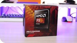 Procesador de AMD PC GAMER AMD FX 8350 Black Edition 2015 analisis español mejor procesador amd