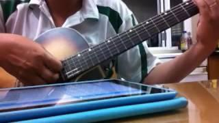 Vầng trăng đêm trôi - guitar cover