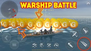 Get Unlimited Gold New Warship Battle Game 1.3.9. Version Free Download  ( No Root )
