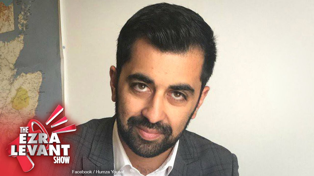 Scotland's Justice Minister Humza Yousaf wants to criminalize thoughts