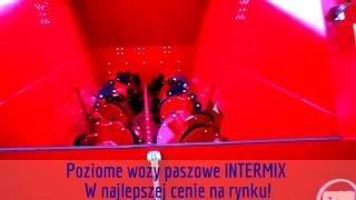 Poziome wozy paszowe INTERMIX  w najlepszej cenie na rynku!