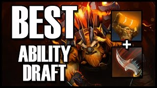 THE BEST ABILITY DRAFT EP 2 ONE HIT KILL DOTA 2