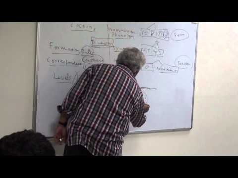 Syntax and Semantics Session 1 Part 1