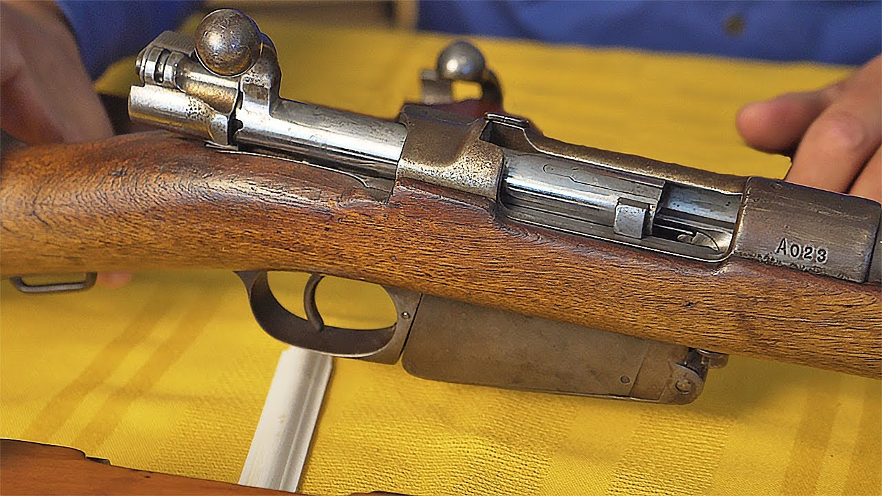 Beautiful Rare Peruvian and Argentinian Mauser Carbines