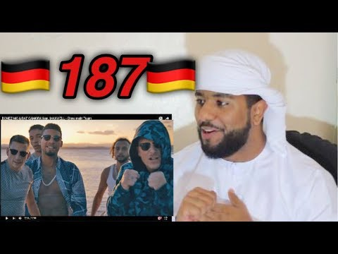 ARAB REACTING TO GERMAN RAP BY BONEZ MC & RAF CAMORA feat. MAXWELL - Ohne mein Team