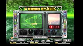 The Bermuda Mysteries Slot - Picking Round - Nextgen