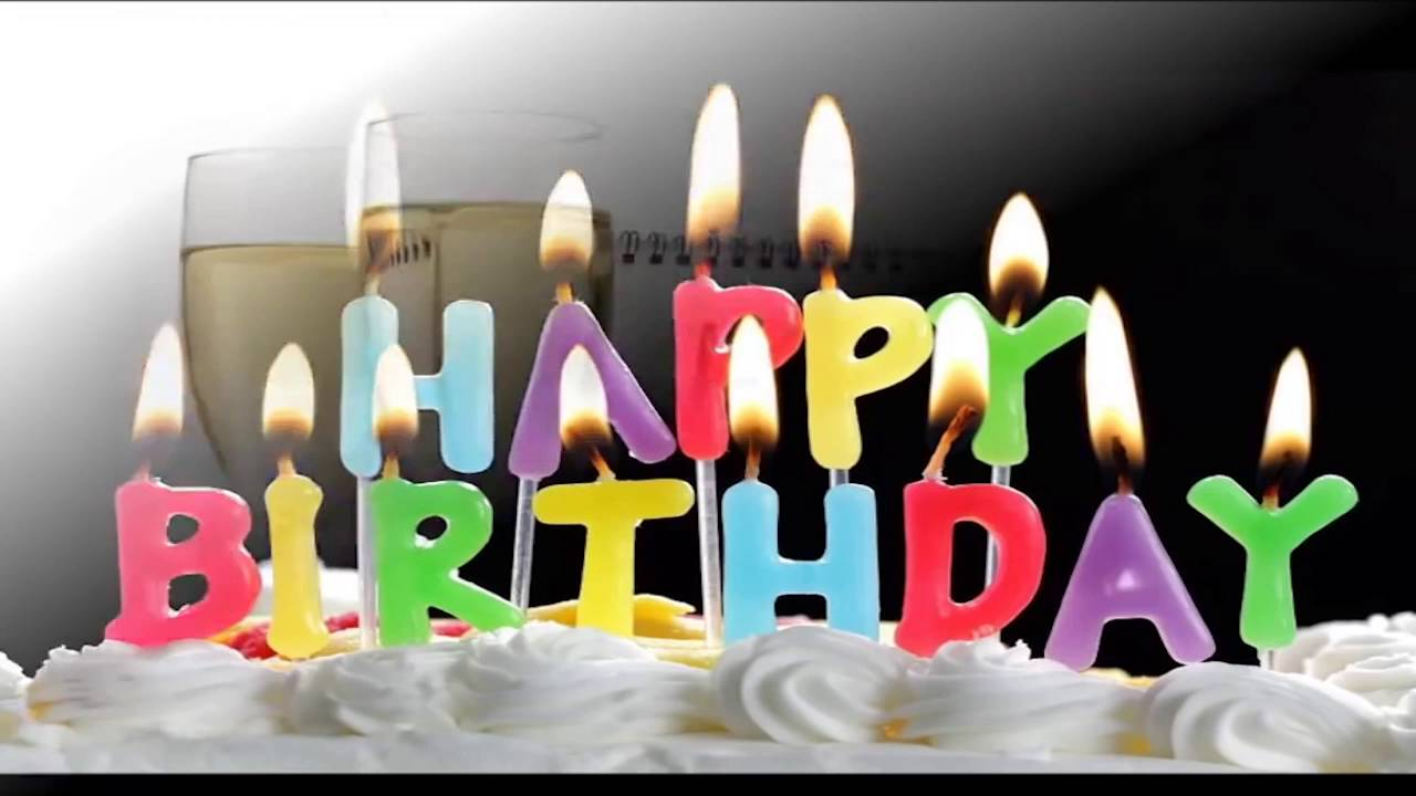 Happy Birthday Today Is Your Birthday By Solomon Burke Youtube