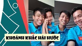 Cười bể bụng: Hồng Duy tuyên bố làm bạn trai Phan Văn Đức | HAGL Media