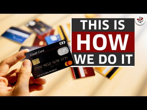 How To Use Your Credit Cards (LIKE A PRO!)
