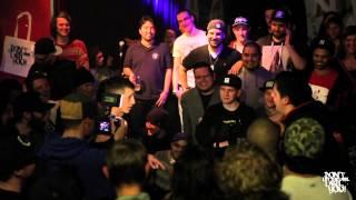 DLTLLY // RAP BATTLE // Hansen vs Presto