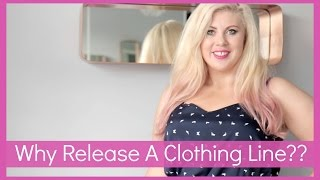 Why Release A Clothing Range? | Sprinkle of Glitter
