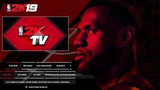 *NEW* NBA 2K19 LEAKED GAMEPLAY NEWS ! LOOKING GOOD SO FAR !! DEVS GIVING US OPTIONS
