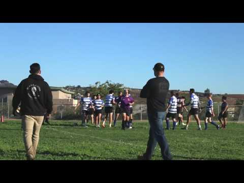 SoCal Youth Rugby Boys: Mission Vista High School Varsity vs. Rancho Bernardo High School Varsity
