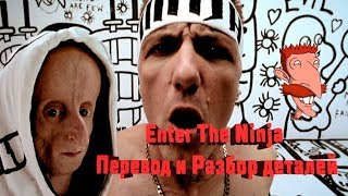 [ИК] РАЗБОР ПЕРЕВОД И ОБЪЯСНЕНИЯ - Die Antwoord - Enter the Ninja