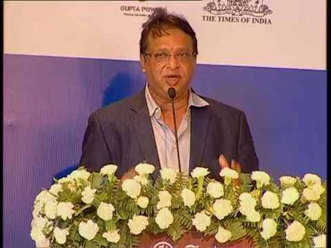 Chairman's Speech at Commerce Conclave 2015 at SAI International School