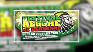 Festival Reggae de Bergerac:  Les 19 et 20 juillet prochain l'événement Reggae de l'année