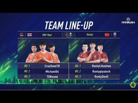 TNP Red vs Ronly - Bán kết 2 [EACC Spring 2019]