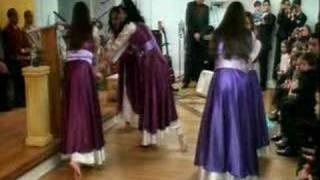 Avivamento da Fé USA - Grupo de dança da UMAFé
