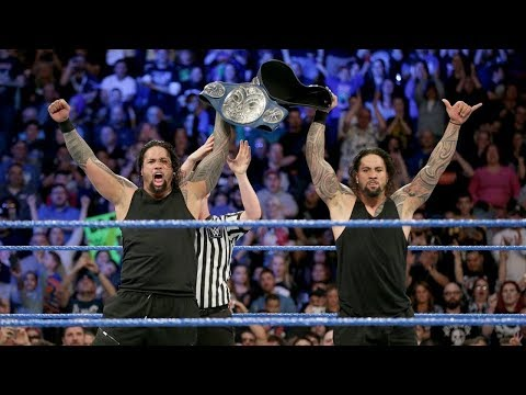 Every WWE Tag Team Champion (2002-2018) (RAW&SMACKDOWN TITLES)