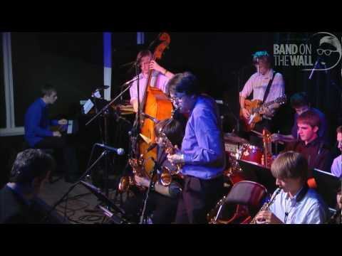 Chetham's Big Bands, live at Band on the Wall