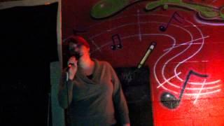 KARAOKE MIKE SHOW NANCY SINGING MAMMA HE'S CRAZY