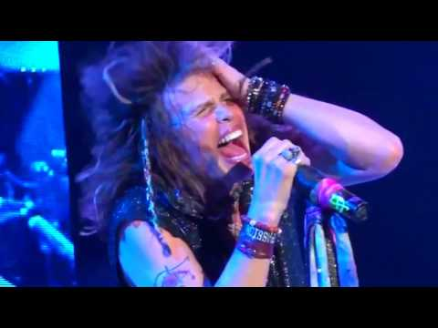 Aerosmith  Amazing  @ Lima PERÚ 2011 stabilized HD multicam