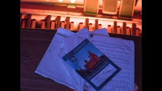 �������� ���� Орган и труба. Прямая трансляция концерта в Соборе на Малой Грузинской 21.05.2017 ������