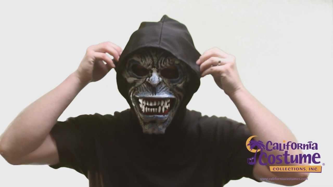60304 night stalker ani-motion™ mask instructions - youtube