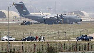Türkei: Wieder Angriffe auf PKK-Stellungen - Außenminister fordert Unterstützung der NATO