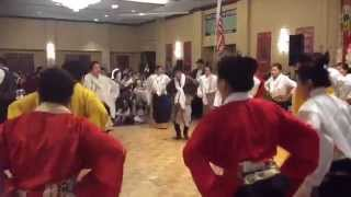Minnesota Tibetan Losar Khampa Dance 2015