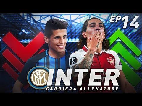 SCAMBIO CANCELO PER BELLERÌN??? ► FIFA 18 CARRIERA ALLENATORE INTER! #14 [SePPi] ᴴᴰ