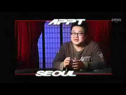 Asia Pacific Poker Tour - APPT I - Seoul Pt01