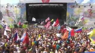 Gorky Park - Нашествие 2012