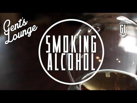 Smoking Alcohol (Ft. Vaportini)    GL