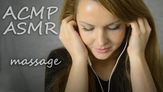 Repeat youtube video ASMR на русском ❤ MASSAGE ❤ ROLE PLAY ❤ шепот ❤ asmr ear to ear