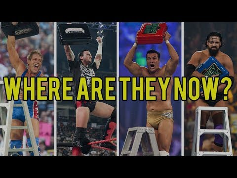 EVERY Money In The Bank Winner: Where Are They Now in 2018?