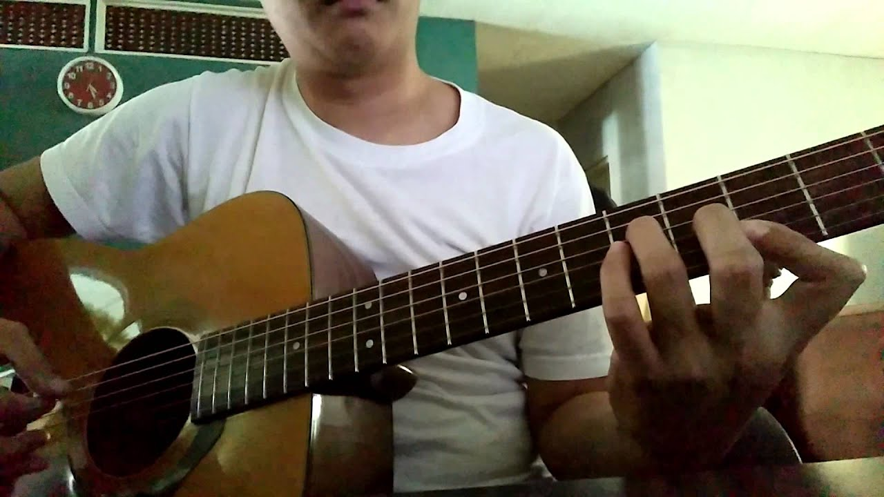 Pusong Ligaw Guitar Intro Youtube
