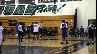 Lauren Jacoeb (7th) vs. Stanley Johnson (8th) - Jr. All-West Camp 2010