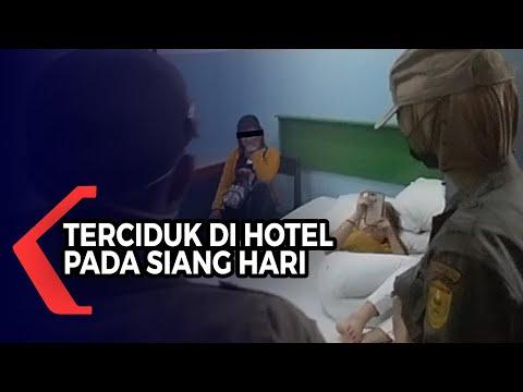 Razia Hotel Siang Hari, Pasangan Bukan Suami Istri Terciduk, Mengaku Hanya Antar Donat