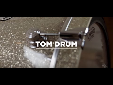 D'Addario Core: How to Change and Tune a Tom Drum