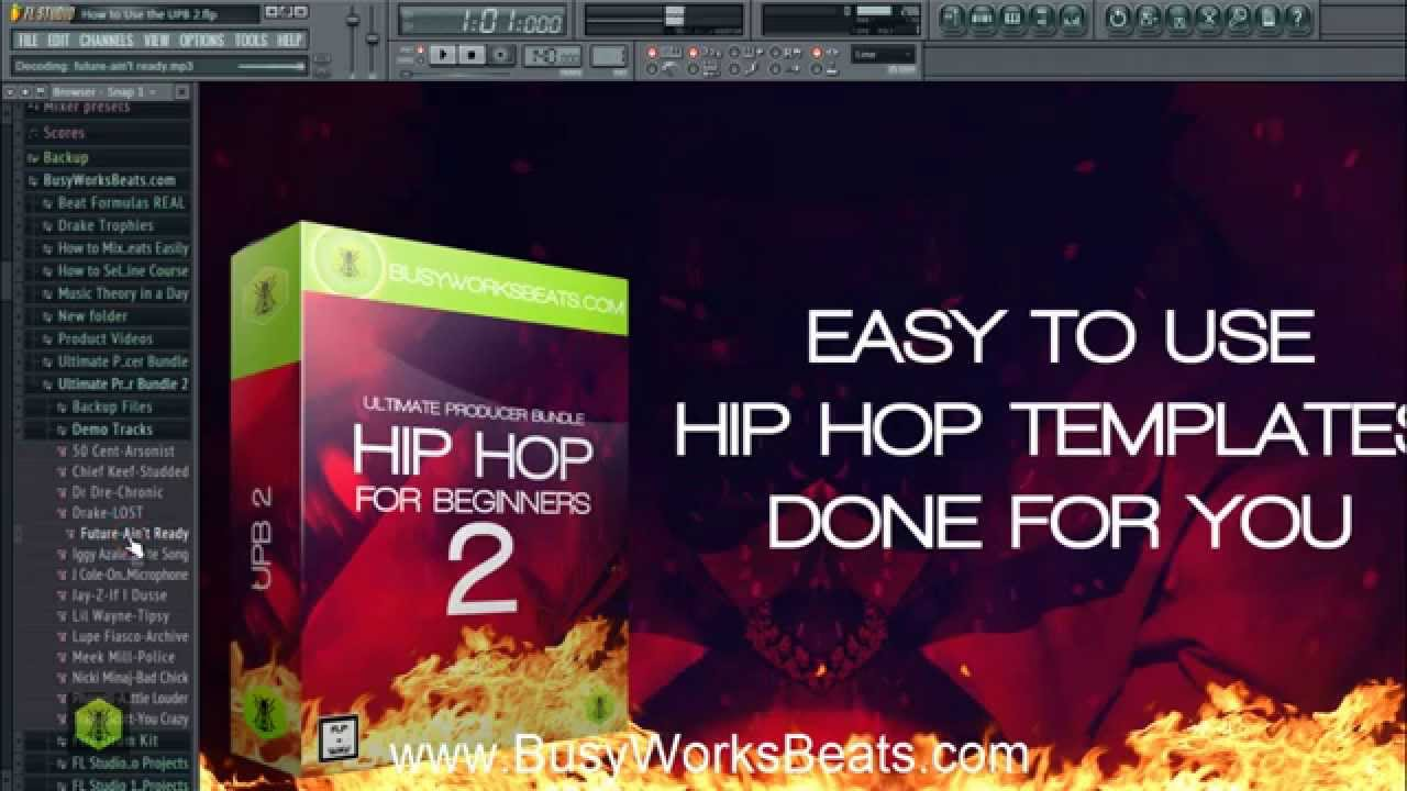 Busy Works Beats Ultimate Producer Bundle 2 For FL Studio
