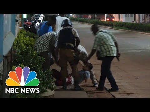 At Least 17 Dead In Burkina Faso Terror Attack | NBC News