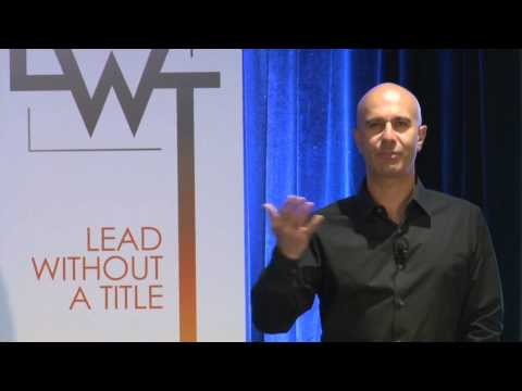 """ROBIN SHARMA's """"Lead Without A Title"""" Program now in Australia"""
