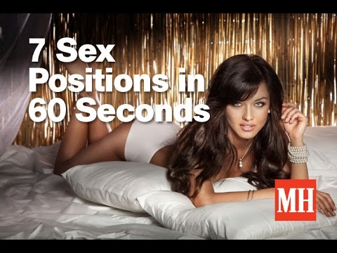 7 Sex Positions In 60 Seconds