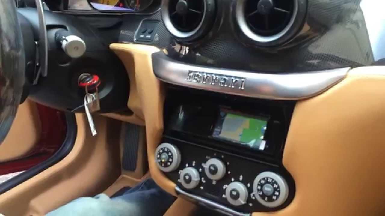 Ferrari 599 GTB Fiorano  Autosonik Montecarlo 2010  YouTube