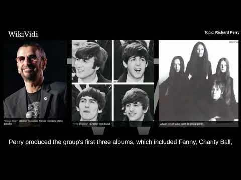 RICHARD PERRY - WikiVidi Documentary