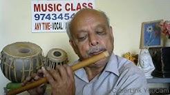 "Aa Ravi Jarida""GARUDA REKHE""kannada FLUTE Instrumental Music by VISWANATHA LS"